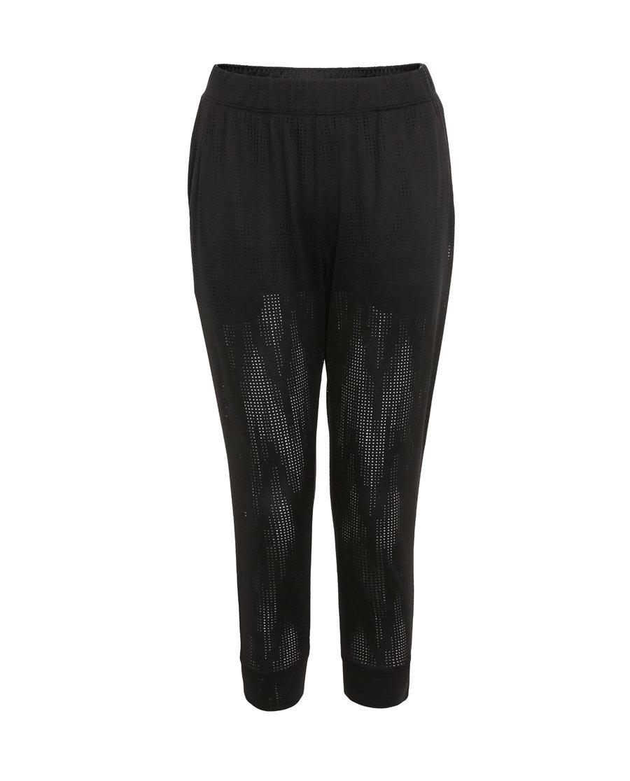 Aimer Sports睡衣|ag真人平台运动FREE MAN宽松休闲八分裤AS153F71