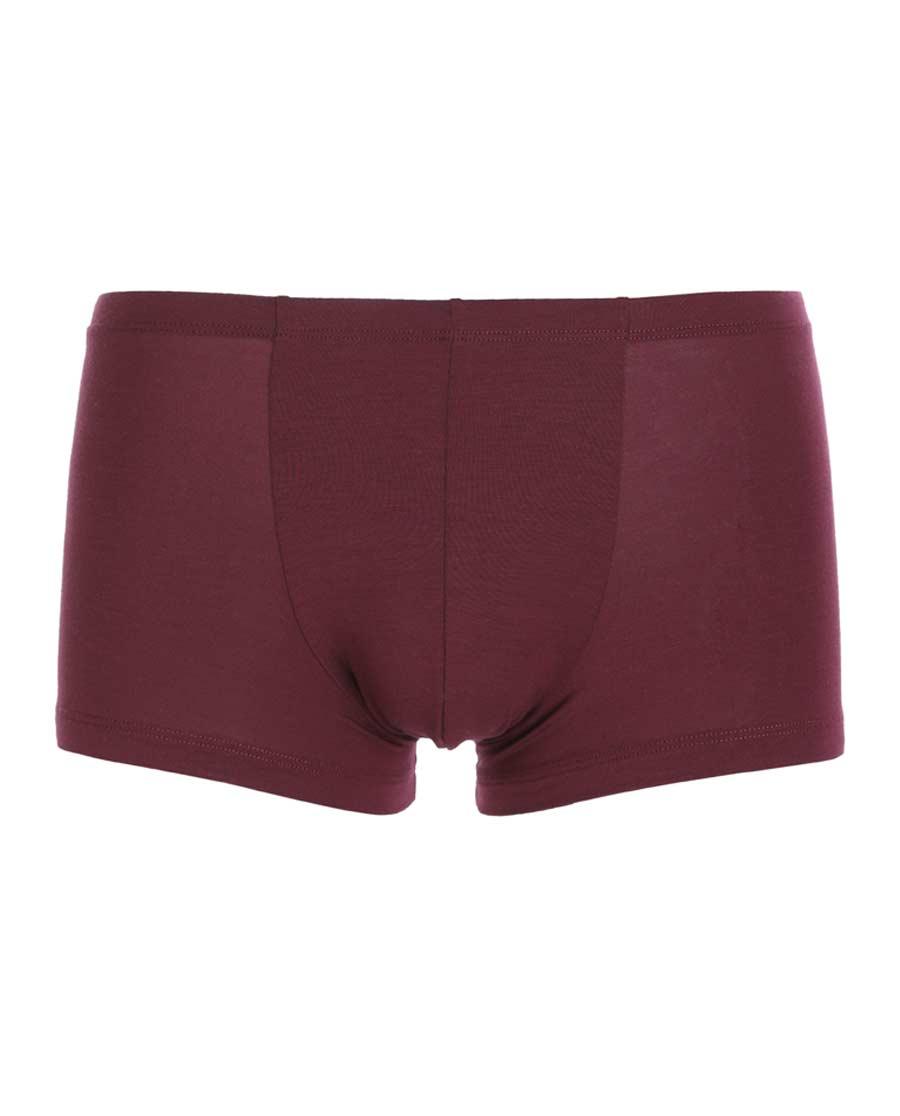 Aimer Men内裤|爱慕先生蓝标两条装包腰平角内裤NS23C291