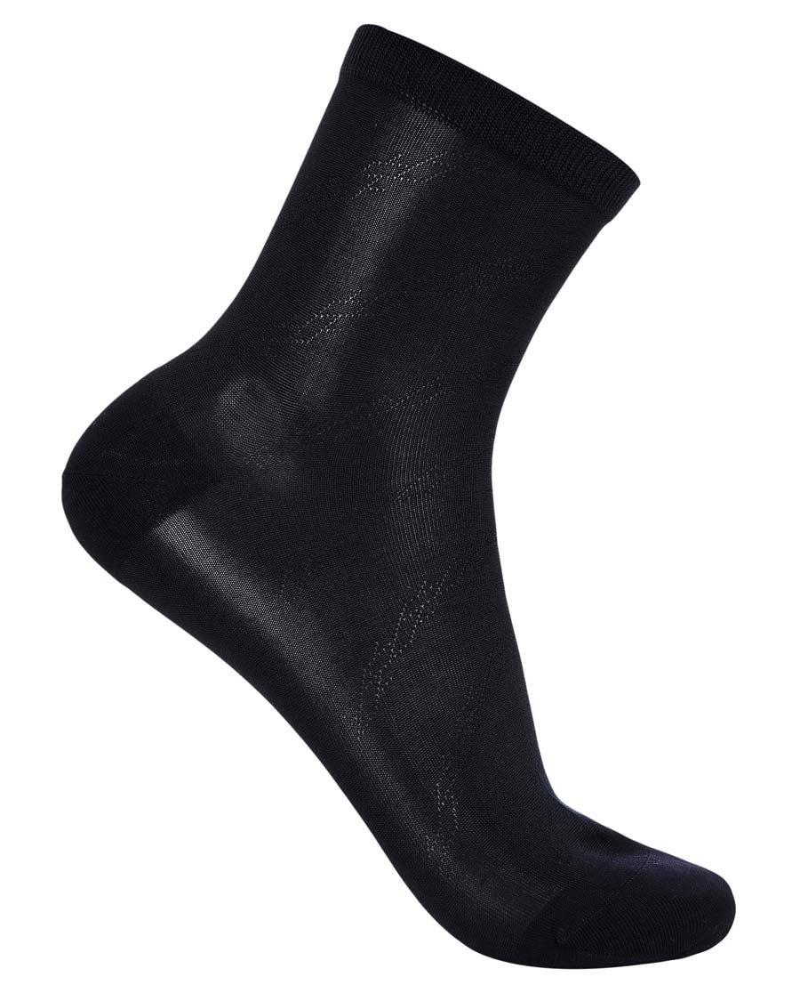 Aimer Men袜子 ag真人平台先生新品桑蚕丝绅士袜NS94W049