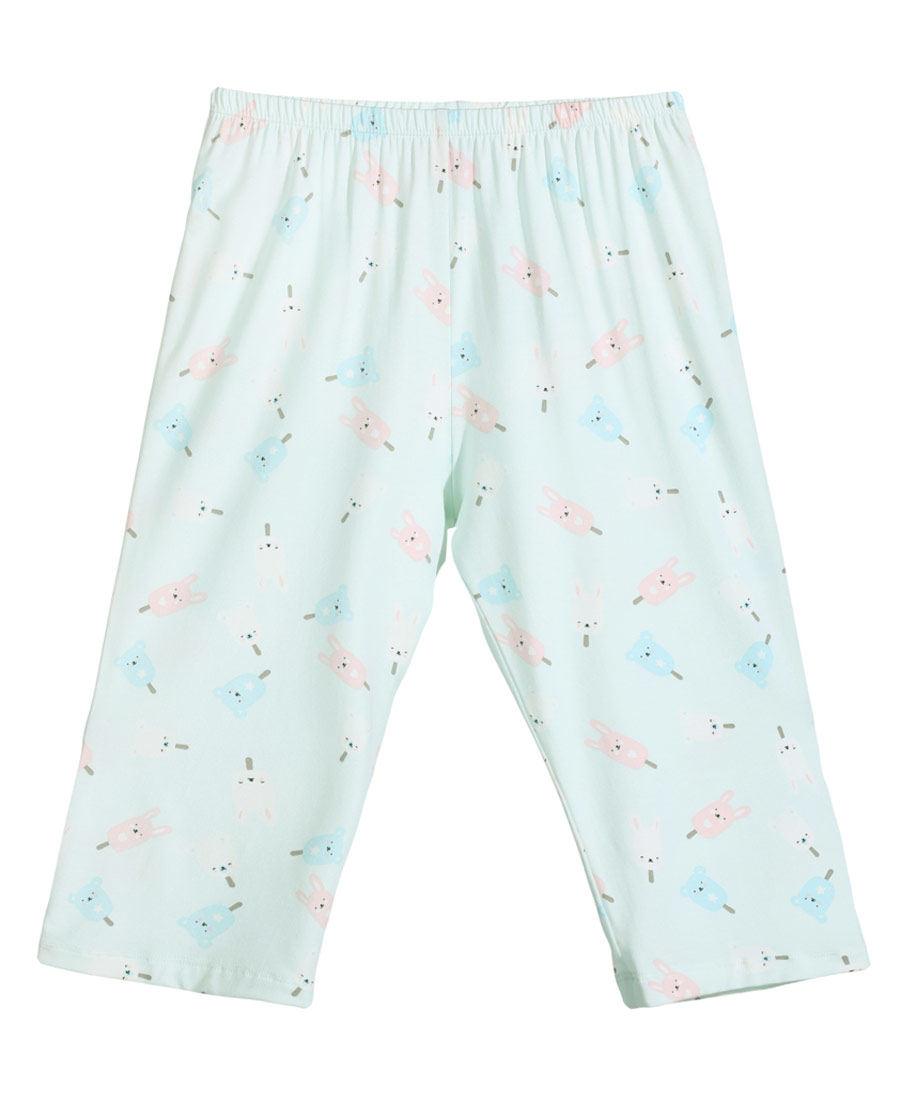 Aimer Kids睡衣|爱慕儿童甜蜜雪糕七分裤AK142V72