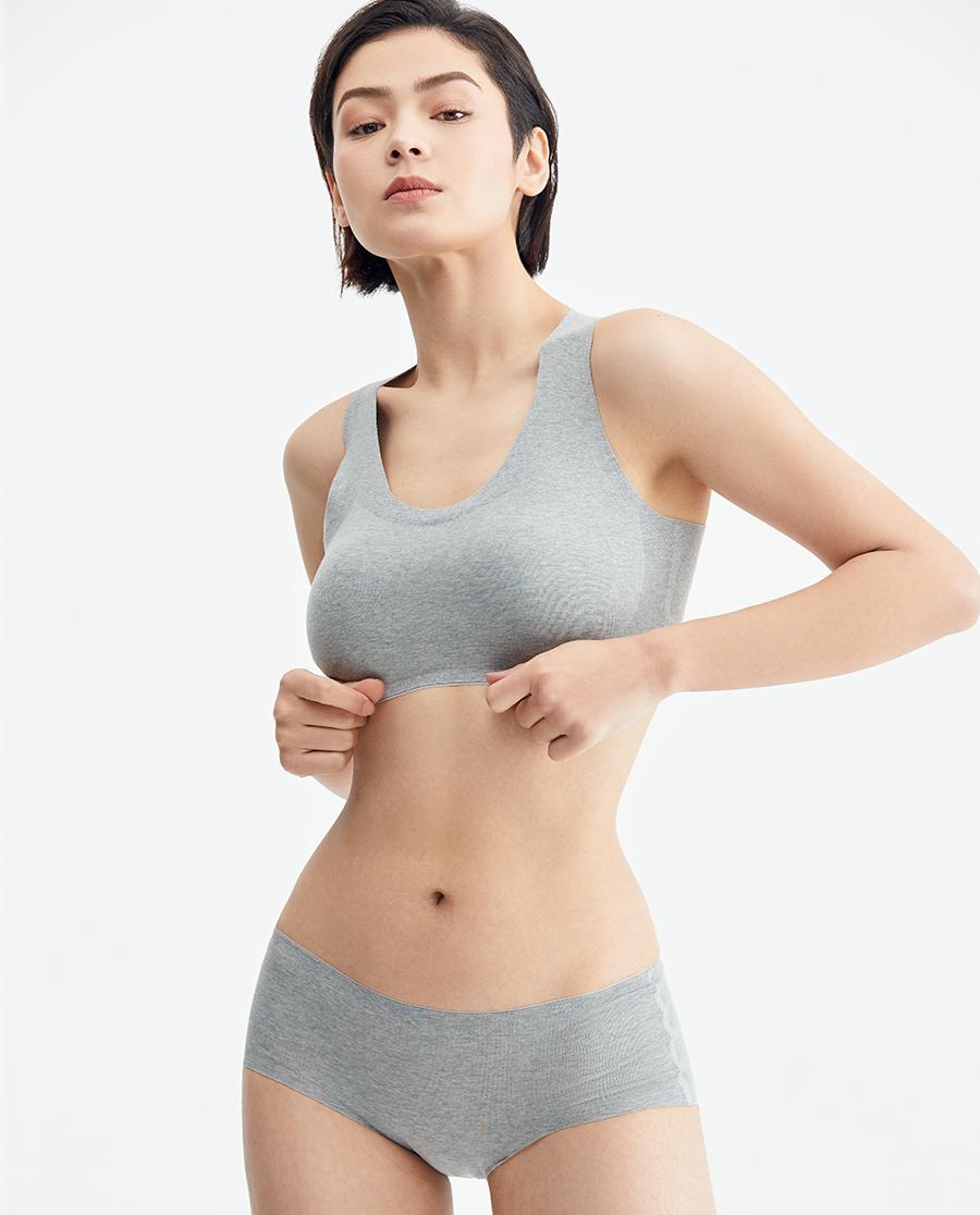 HUXI内裤|乎兮植物染低腰平角裤HX231907