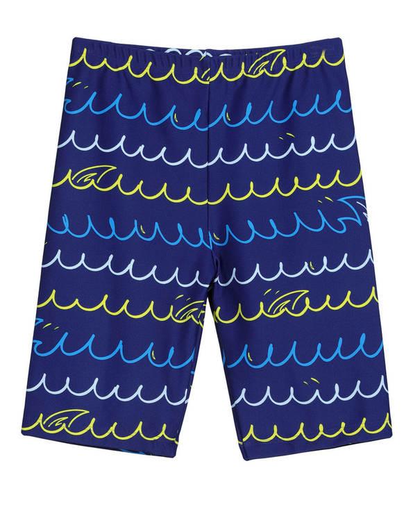 Aimer Kids泳衣|爱慕儿童海滩冲浪男童五分泳裤AK2671192