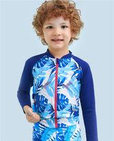 爱慕儿童雨林迷踪长袖泳衣AK2671581