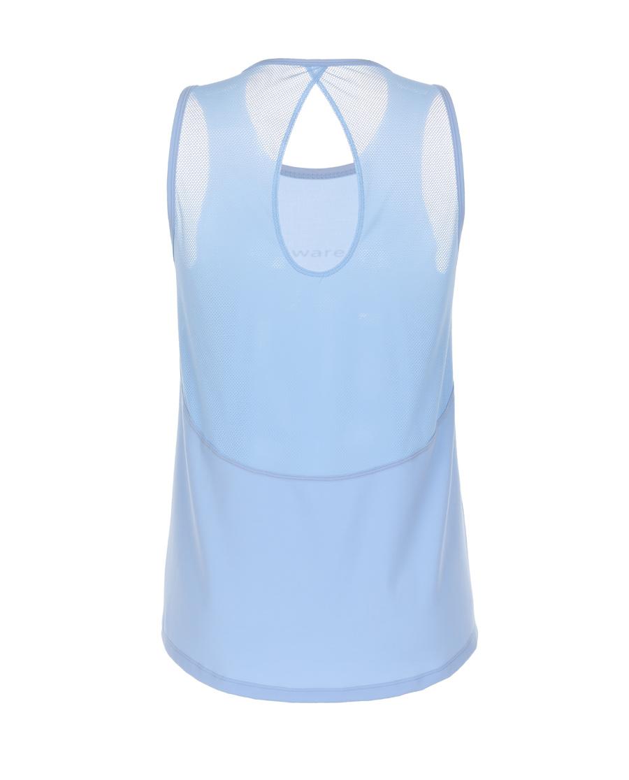 Aimer Sports运动装|爱慕运动舒展瑜伽网眼拼接背心AS141H11