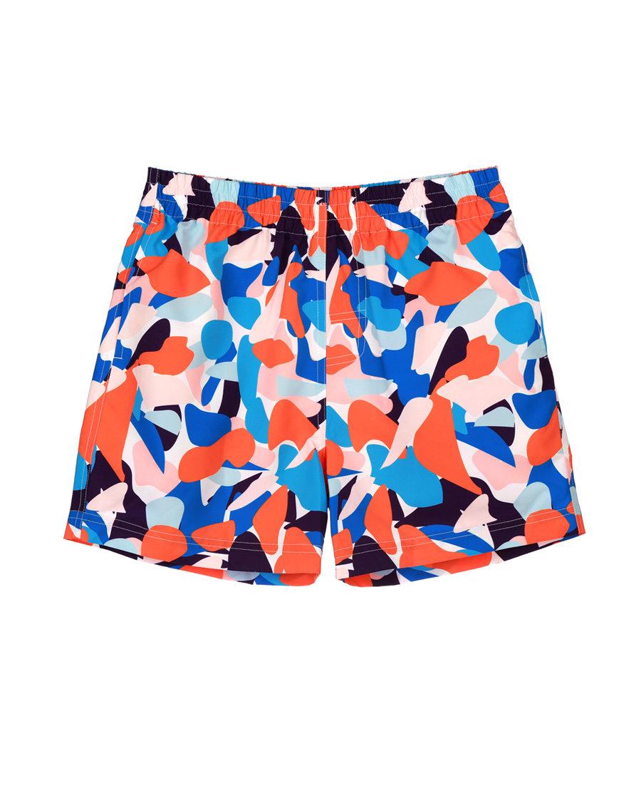 imi's泳衣 爱美丽泳衣新世界男童沙滩裤IM64CMH1