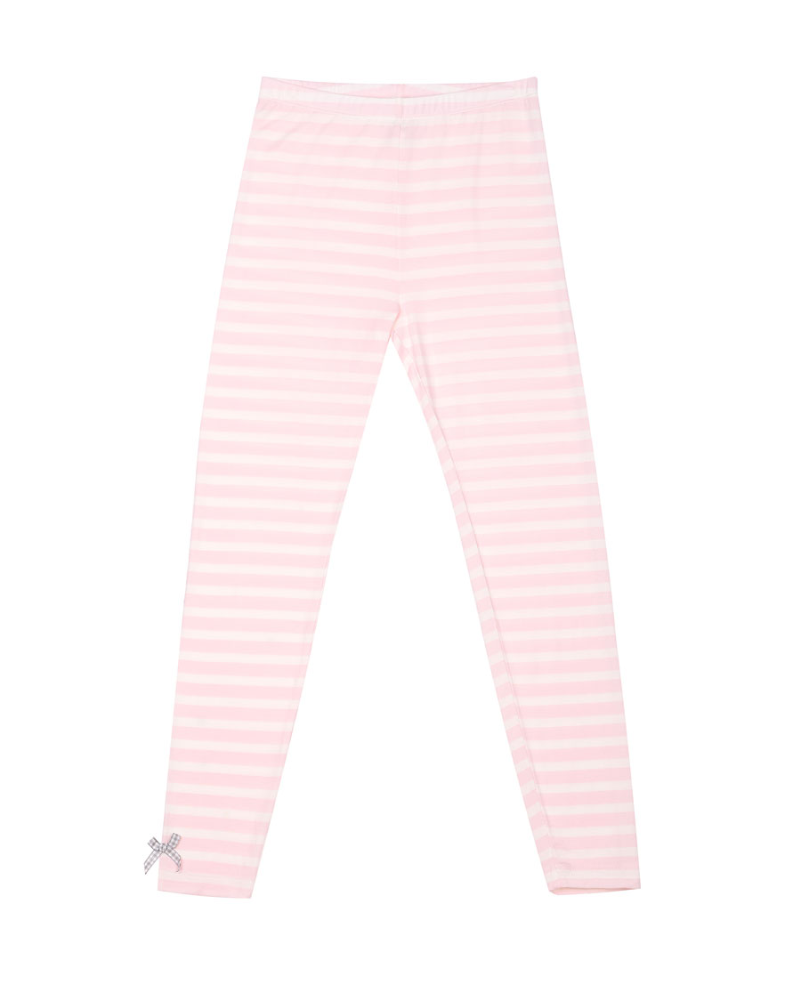 IMIS保暖|爱美丽TEEN-保暖熊猫宝贝女童牛奶长裤