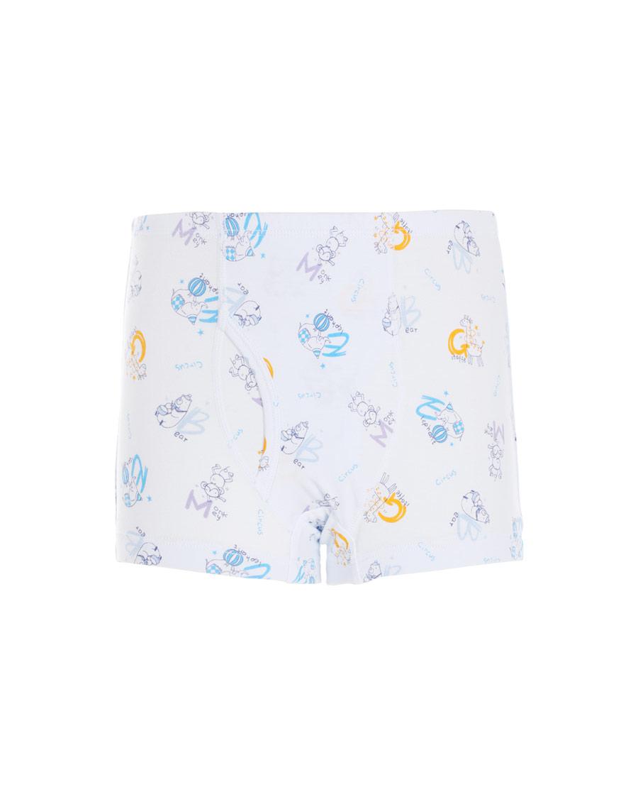 Aimer Kids内裤|亚洲城儿童天使小裤MODAL印花字母动物中