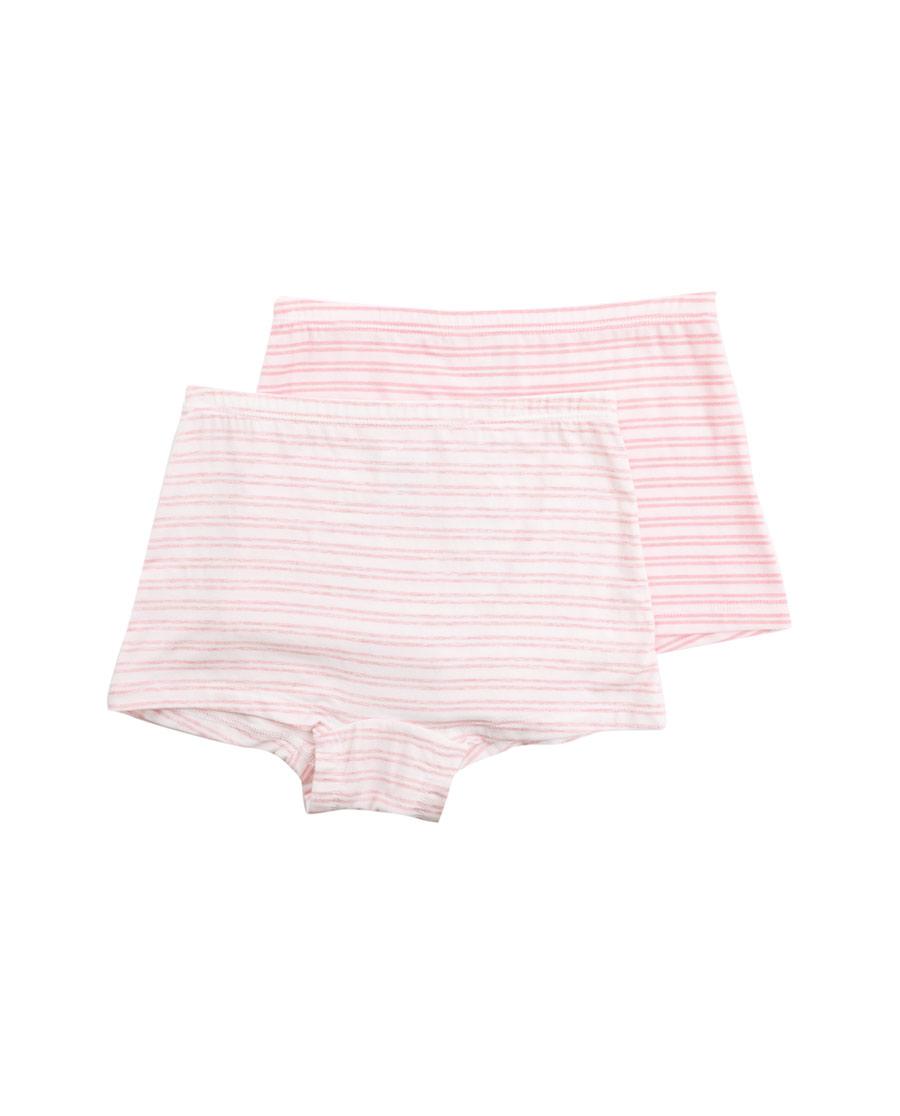 Aimer Kids内裤 爱慕儿童叶之韵律中腰平角内裤双件包AK1230081