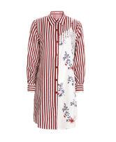 爱慕家品彤漪蔷薇长袖衬衫裙AH440621
