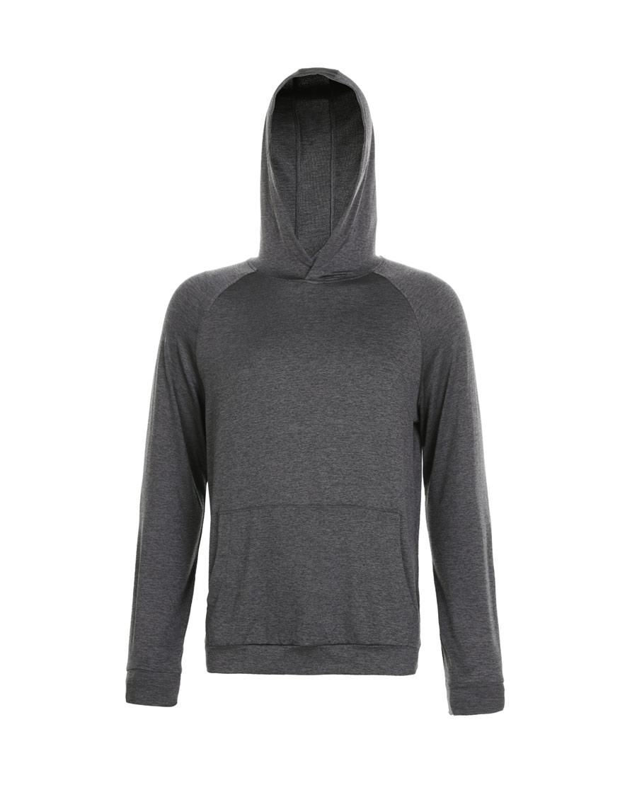 Aimer Men運動裝|愛慕先生輕運動系列長袖套頭帽衫NS81C