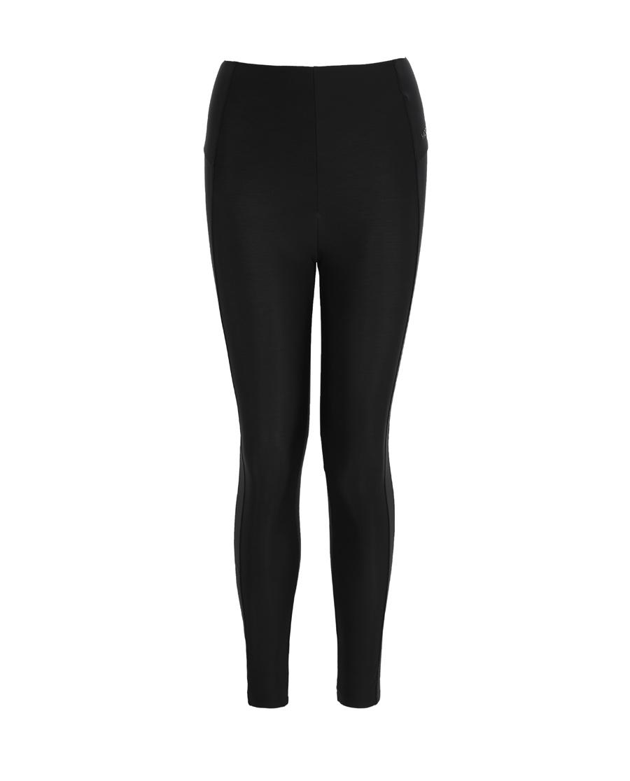 MODELAB美体|爱慕慕澜小黑裤中型起绒外穿长裤AD33F31