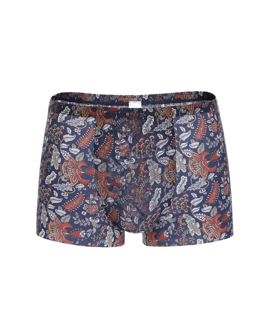 Aimer Men内裤|爱慕先生中腰平角内裤NS23C342