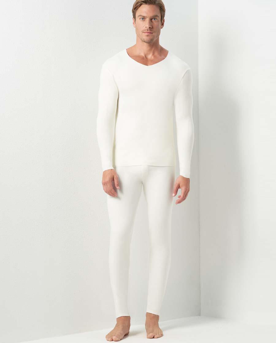 Aimer Men保暖|愛慕先生牛奶隨心長褲NS73C431