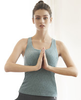 愛慕運動格調瑜伽帶杯瑜伽背心AS141H41