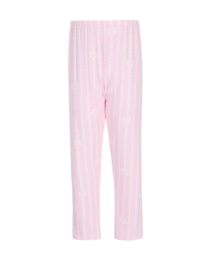 Aimer Kids睡衣|亚洲城儿童梦幻木马长睡裤AK1421991