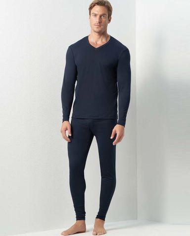 Aimer Men保暖|爱慕先生睿智暖衣长裤NS73C471