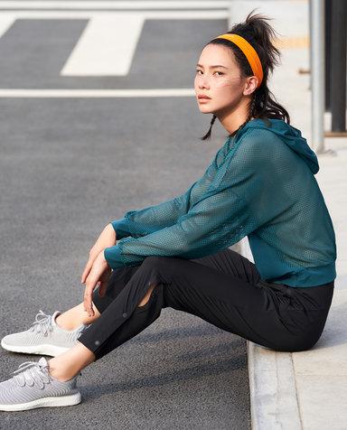 Aimer Sports运动装 爱慕运动早秋风尚II休闲长裤AS153H21