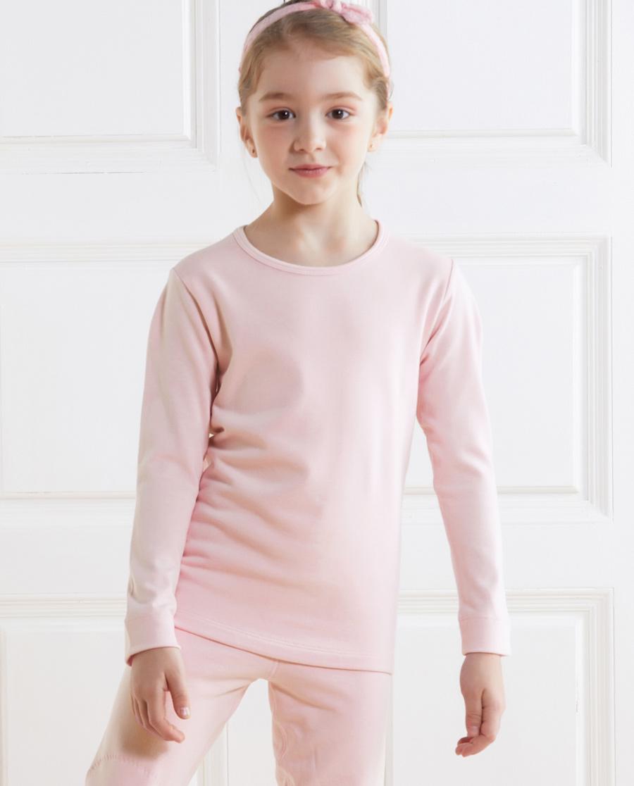 Aimer Kids保暖 亚洲城儿童暖阳女童单层长袖上衣AK1722