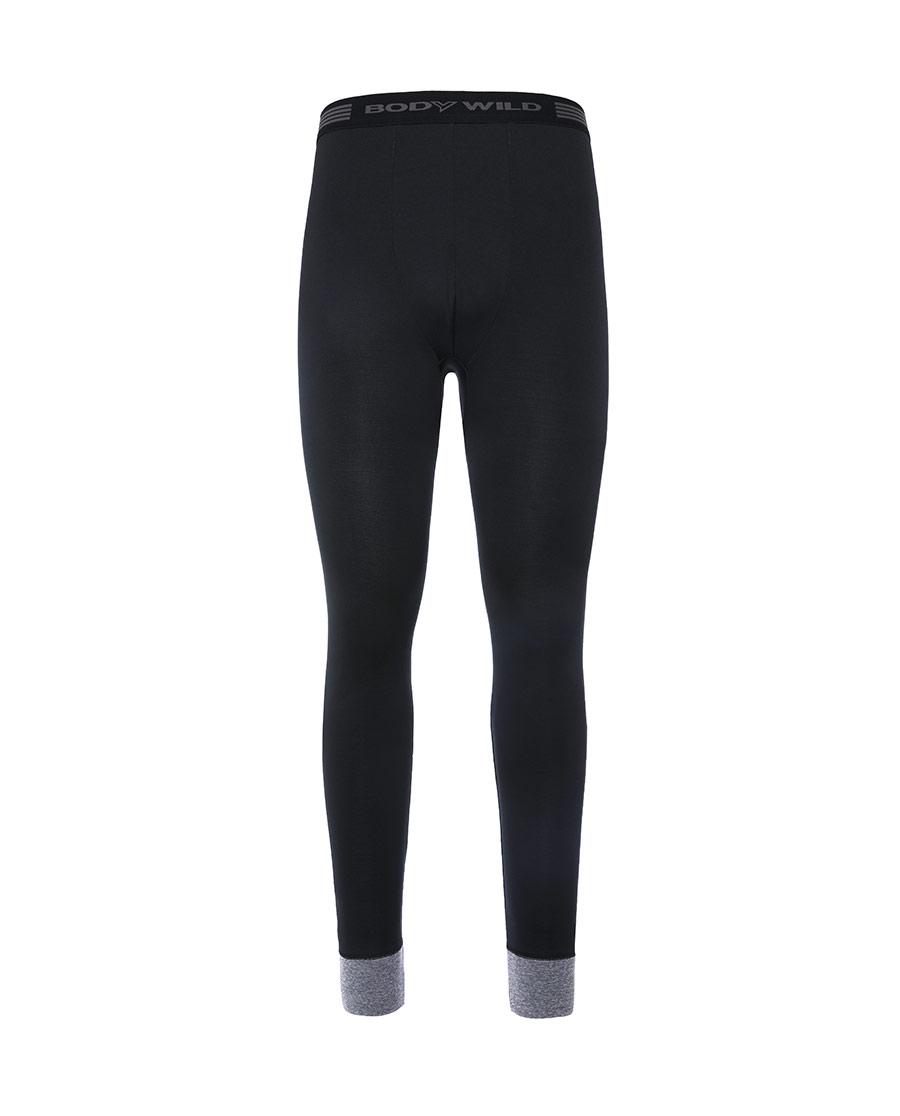 Body Wild保暖|宝迪威德空气层暖衣装腰拼接长裤ZBN73