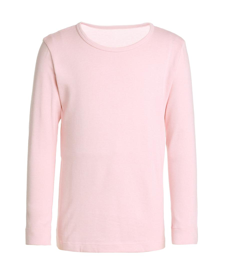 Aimer Kids保暖|愛慕兒童暖陽女童雙層長袖上衣AK1722