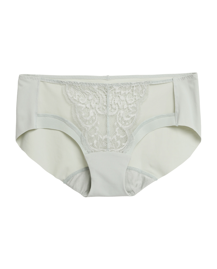 Aimer内裤 亚洲城CREAM低腰平角内裤AM23309