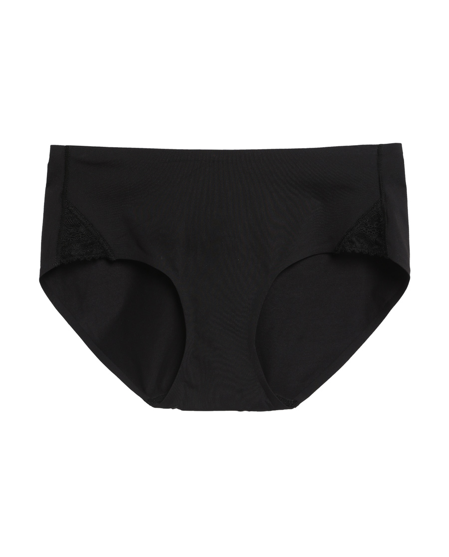 Aimer内裤|爱慕悦肤光面中腰平角裤AM233601