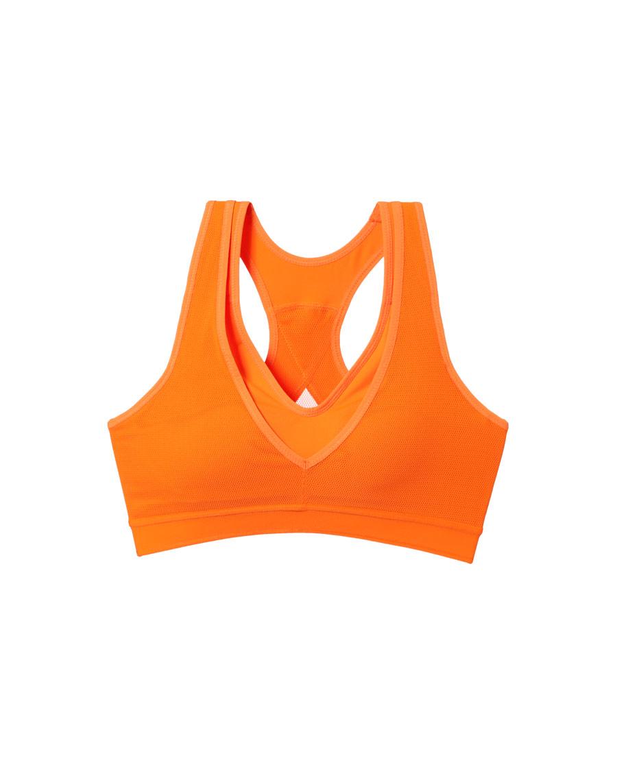 Aimer Sports文胸|爱慕运动美力领跑中强度深V模杯运动文胸AS116H31