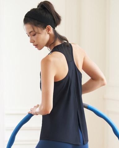 Aimer Sports运动装 爱慕运动美颜瑜伽背心AS141J11