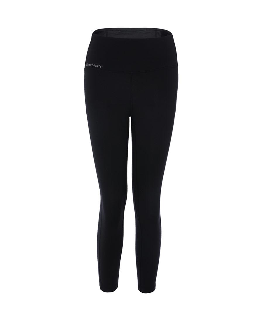Aimer Sports运动装|爱慕运动女神裤瑜伽八分裤AS153H51