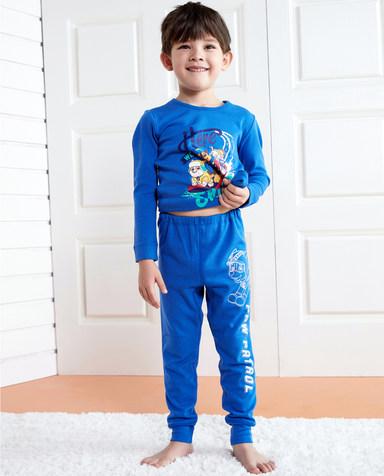 Aimer Kids保暖|爱慕儿童汪汪队暖阳新意双层长裤AK2731766
