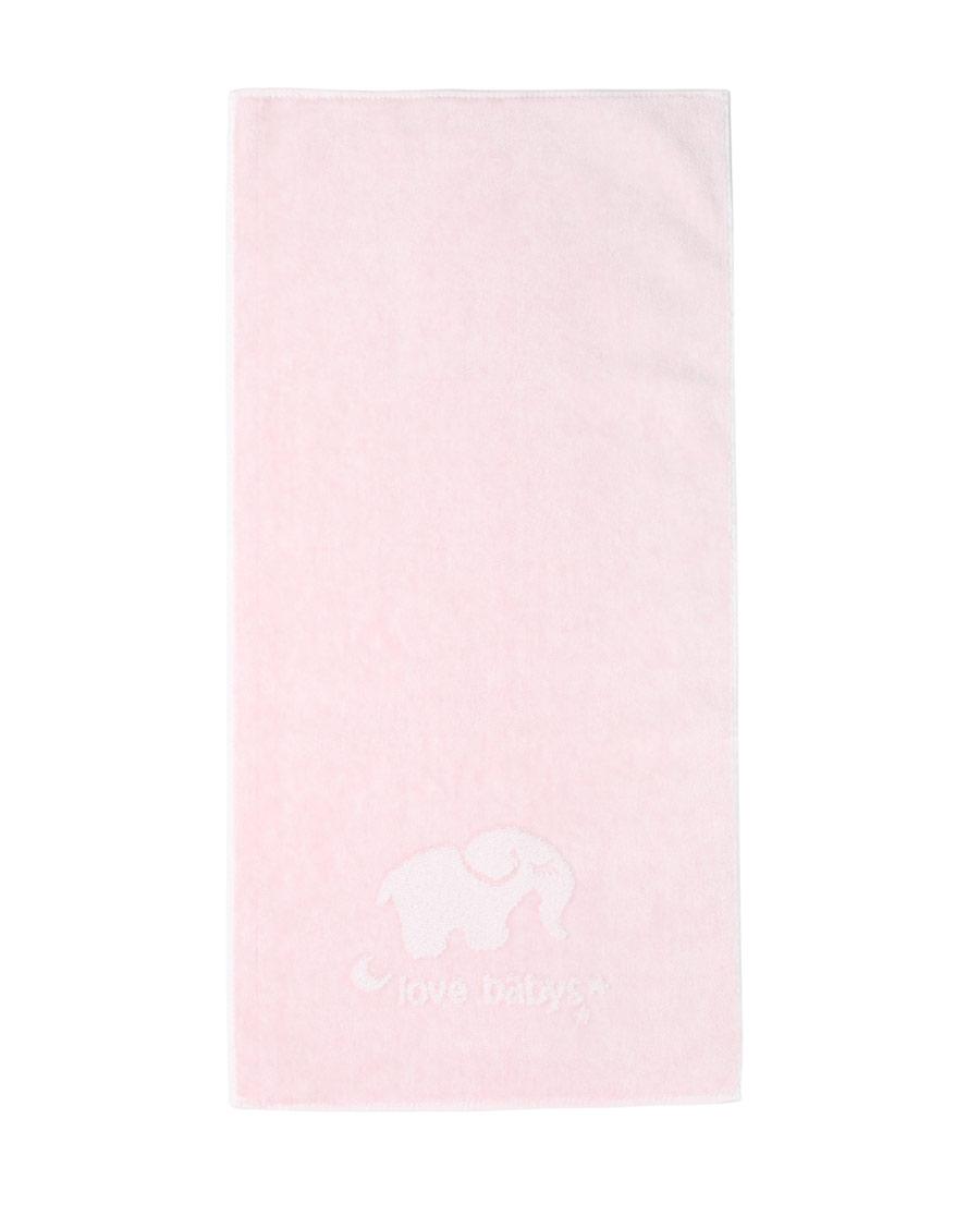 Aimer Kids配飾|愛慕兒童植物小象女童毛巾AK197242