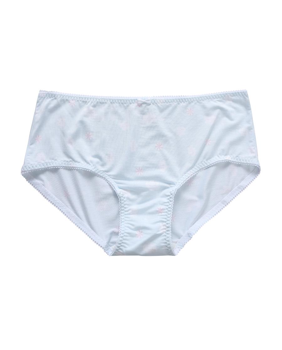 Aimer Junior内裤|爱慕少年甜蜜雷雨中腰平角内裤AJ1230731