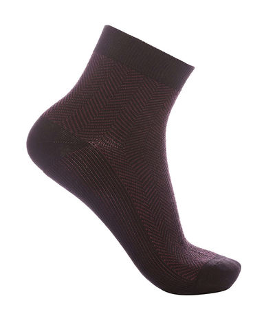Body Wild袜子|宝迪威德时尚袜人字纹提花袜ZBN94PE3