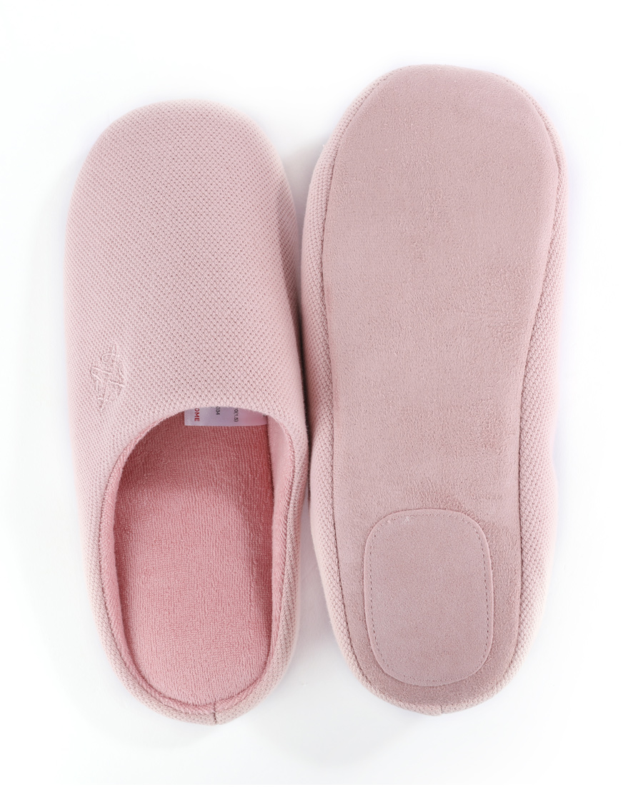 Aimer Home配飾|愛慕家居浪漫奇緣刺繡女士家居鞋AH960