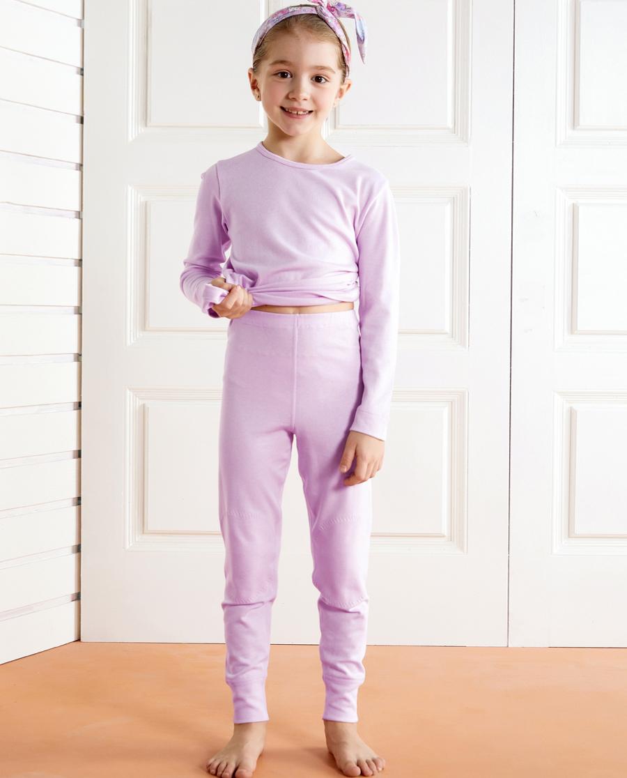 Aimer Kids保暖|爱慕儿童新暖尚单层长裤AK1732191