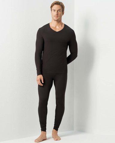 Aimer Men保暖|爱慕先生牛奶系列双层长裤NS73C432
