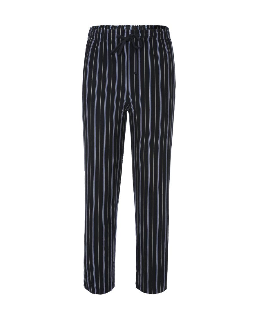 Aimer Men睡衣|亚洲城娱乐针织条纹家居长裤NS42C641
