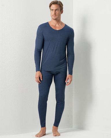 Aimer Men保暖|爱慕先生纵享系列暖衣长裤NS73C461