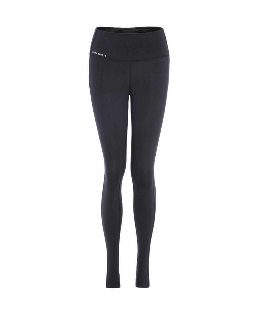Aimer Sports运动装|爱慕运动女神裤踩脚瑜伽长裤AS153H53