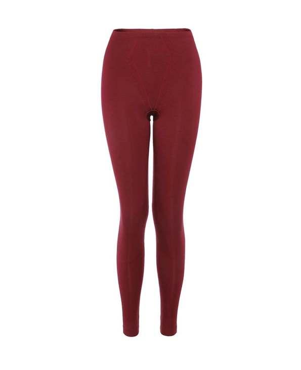 Aimer保暖|爱慕暖丝单层长裤AM733311
