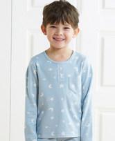 爱慕儿童星月传说男童套头长袖家居AK2412051