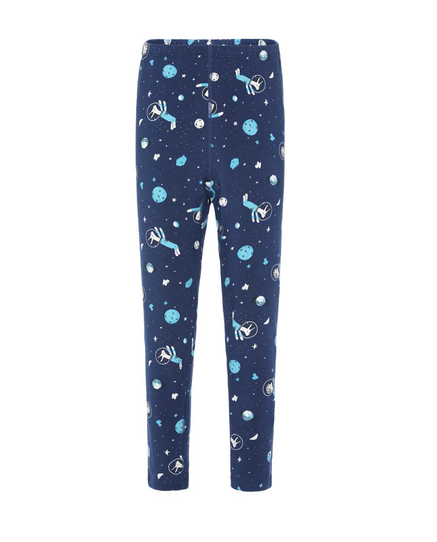 Aimer Kids保暖|爱慕儿童夜空遨游长裤AK2732171