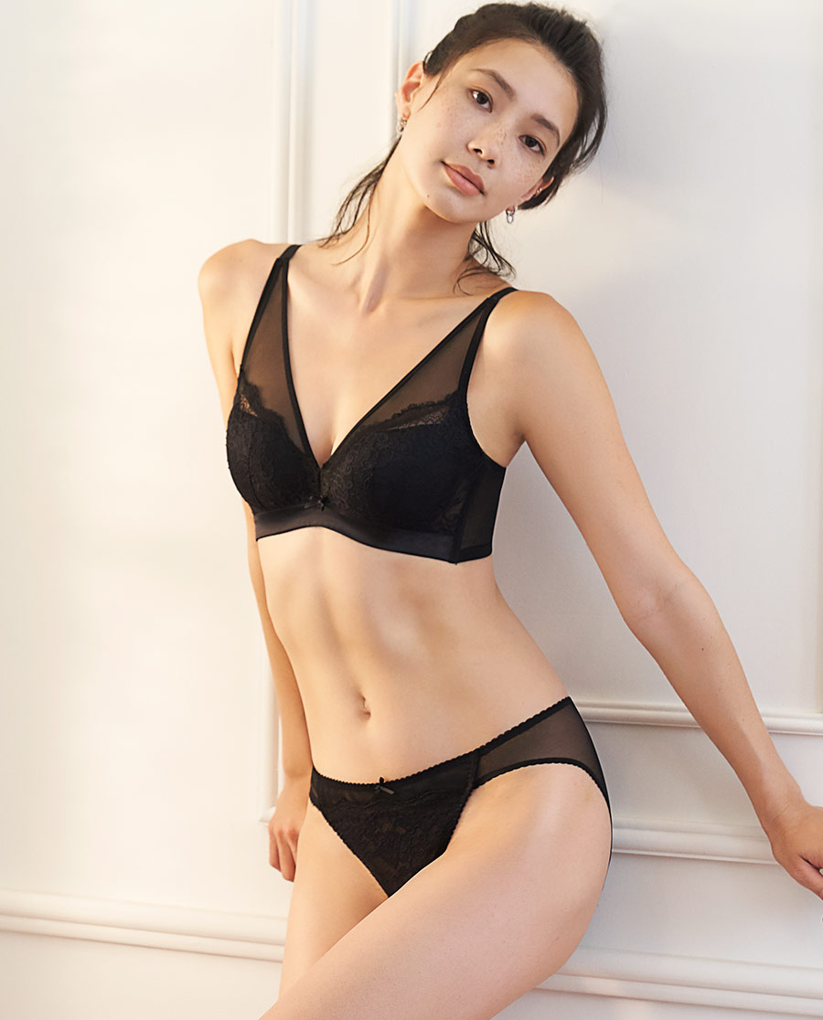 Aimer内裤|爱慕19AW棉花糖低腰三角内裤AM223
