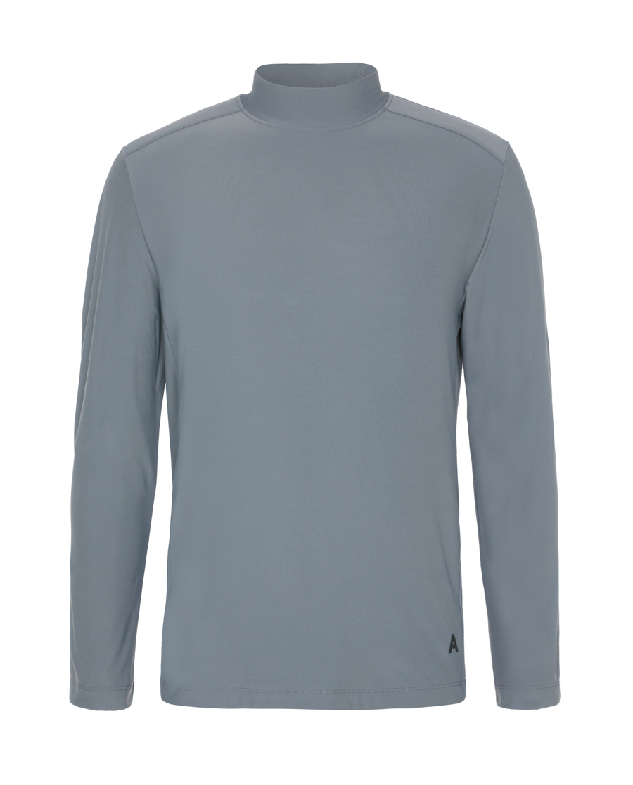 Aimer Men運動裝|愛慕先生酷感運動小高領薄絨長袖NS62C
