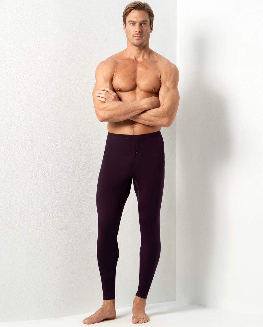 Aimer Men保暖|巴黎夫人先生新warm双层长裤NS73C44
