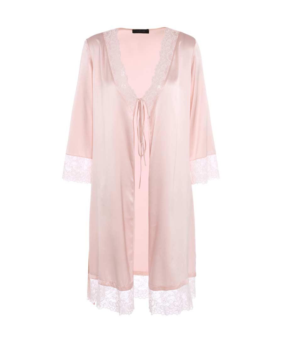 La Clover睡衣|LA CLOVER兰卡文月光之水系列睡袍