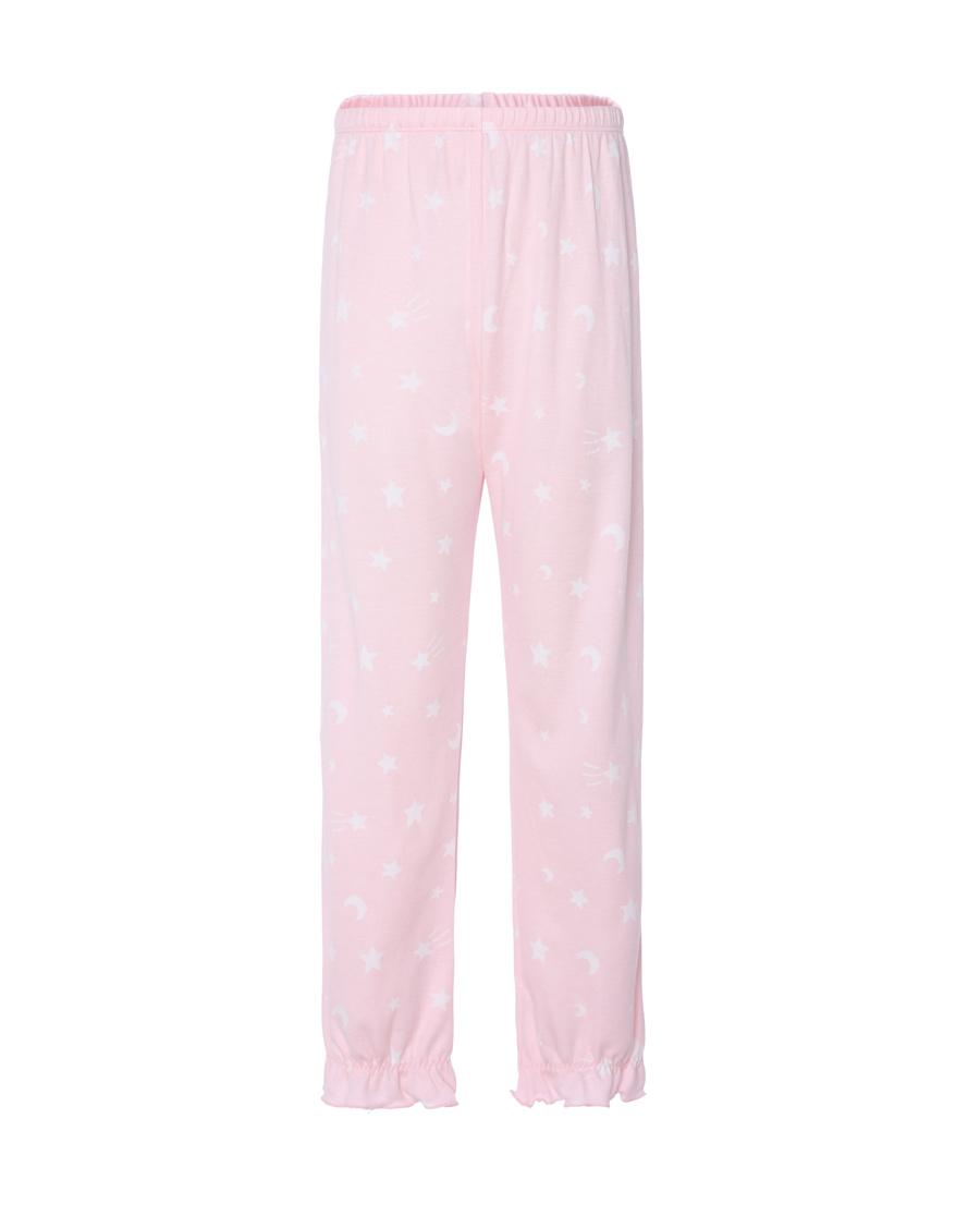 Aimer Kids睡衣 爱慕儿童星月传说女童家居长裤AK1422
