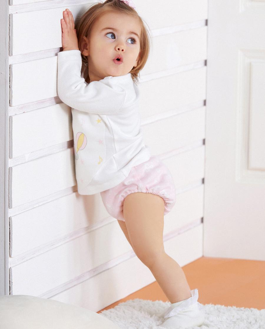 Aimer Baby內褲|愛慕嬰幼企鵝寶貝中腰三角面包褲AB122