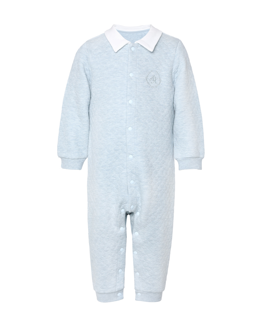 Aimer Baby保暖|愛慕嬰兒植物暖暖長袖連體爬服AB2752