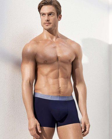 Aimer Men内裤|爱慕先生全随心内裤系列装腰平角内裤NS23C301